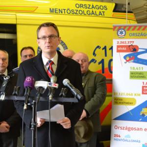 62 millió forintból felújítják a váci mentőállomást