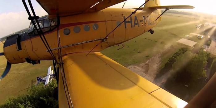 Lakossági tájékoztató légi szúnyoggyérítésről